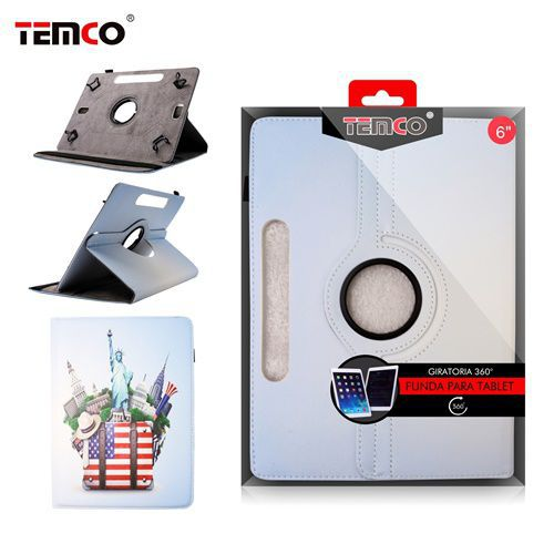 Funda tablet universal 6.0 usa