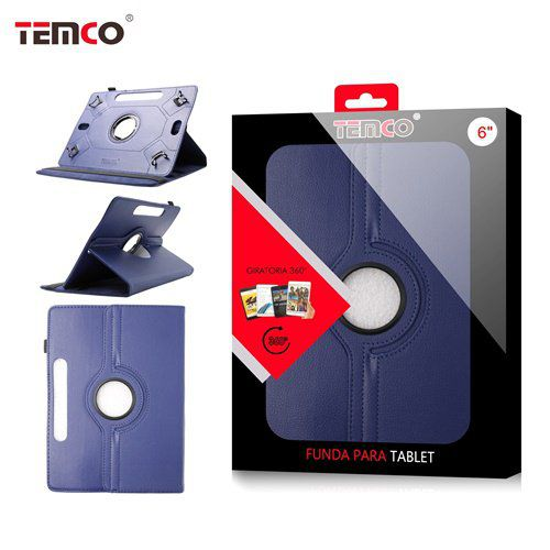 Funda tablet universal 6.0 azul