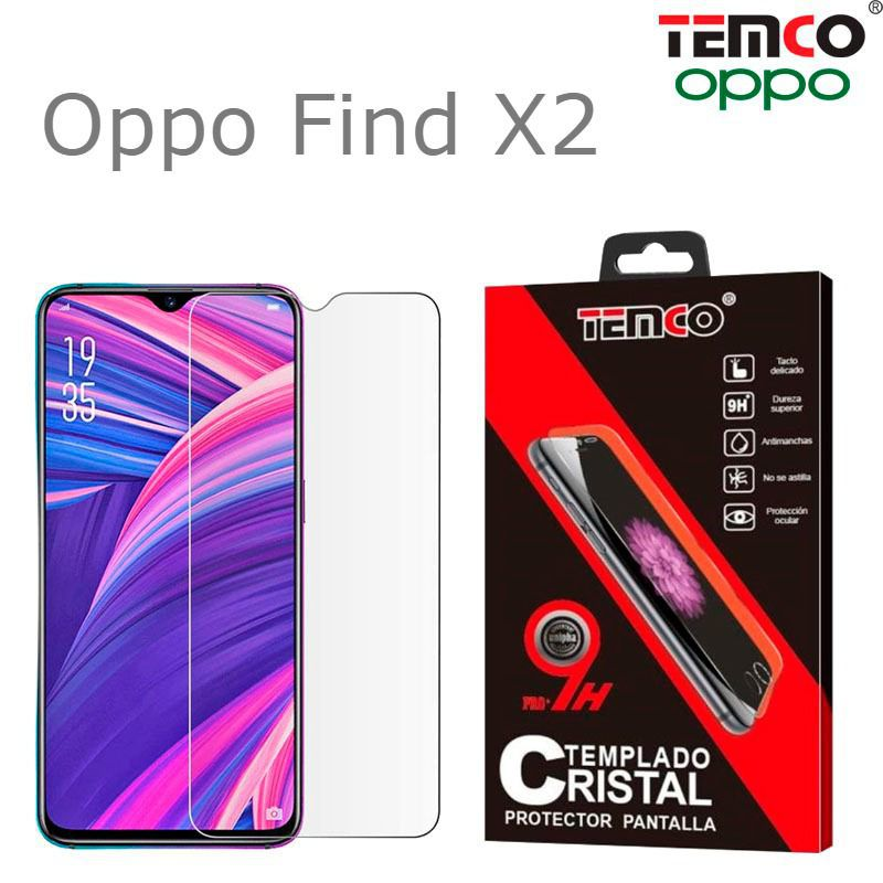 Cristal oppo find x2